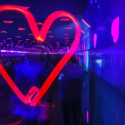 Eindhoven, NL - Tunnel of love, Glow 2011