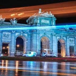 Madrid, ES - Puerta de Alcalá