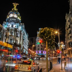 Madrid, ES - Metropolis