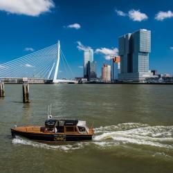 Rotterdam, NL - Water cab