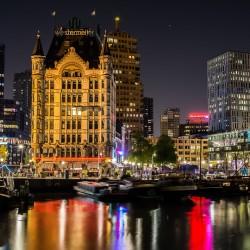 Rotterdam, NL - White house