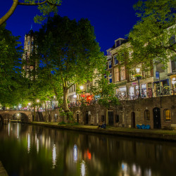 Utrecht, NL - Oudegracht