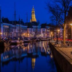 Groningen, NL - Lage der A