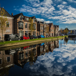 Weesp, NL - Oudegracht