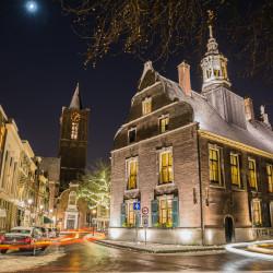 Schiedam, NL - Sint Janskerk & (former) city hall