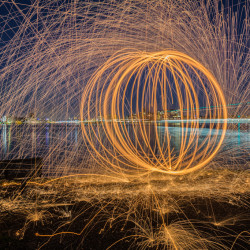 (Semi) Steelwool Orb