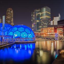 Rotterdam, NL - Floating pavilion