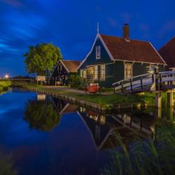 Zaandam, NL - Zaanse Schans