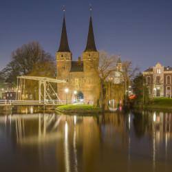 Delft, NL - Oostpoort