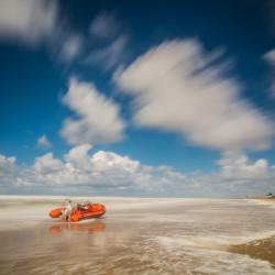 Zandvoort, NL - Rescue brigade