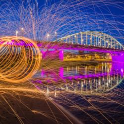 Arnhem, NL - John Frostbrug
