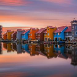 Groningen, NL - Reitdiephaven
