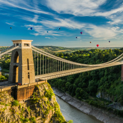 Bristol, GB - 99 Luftballons