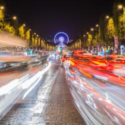 Paris, FR - Champs Elysées