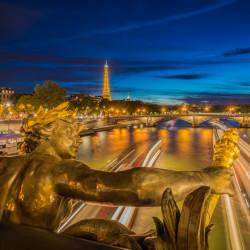 Paris, FR - Pont Alexandre III