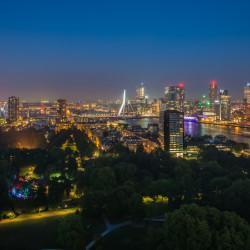 Rotterdam, NL - Euromast