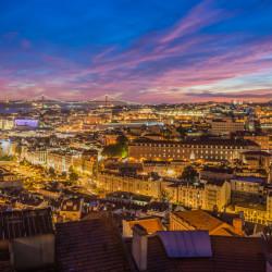 Lisbon, PT - Miradouro da Senhora do Monte