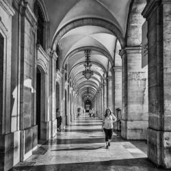 Lisbon, PT - Galleria