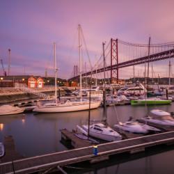 Lisbon, PT - Livin' la vida marina