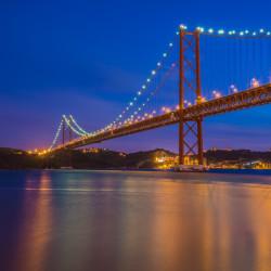 Lisbon, PT - Ponte 25 de Abril