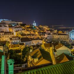 Lisbon, PT - Portas do Sol