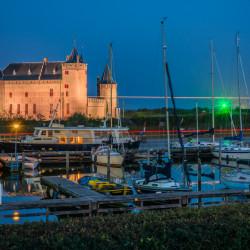 Muiden, NL - Muiderslot marina