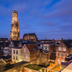 Utrecht, NL - Dom Tower
