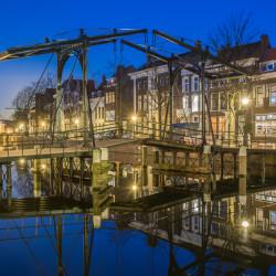 Schiedam, NL - Appelmarktbrug
