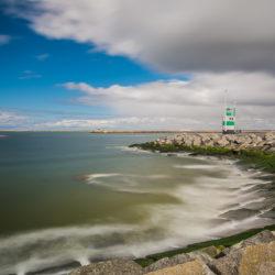 IJmuiden, NL - Lighthouse Bay