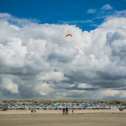 IJmuiden, NL - High as a kite