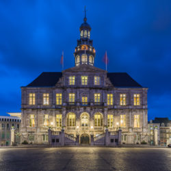 Maastricht, NL - City hall