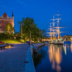 Stockholm, SE - Skeppsholmen