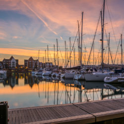 Eastbourne, GB - Sovereign Harbour