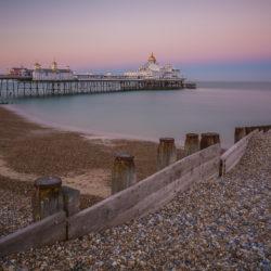 Eastbourne, GB - Eastbourne Pier