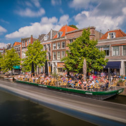 Leiden, NL - The hedonists