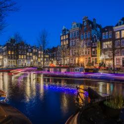 Amsterdam Canal Trip Ship Festival