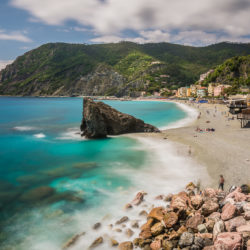 Monterosso al Mare, IT - Zandvoort, eat your heart out