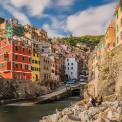 Riomaggiore, IT - Home base