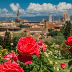 Florence, IT - Giardino delle Rose