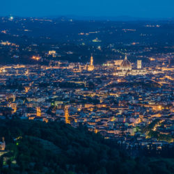 Florence, IT - Fiesole views