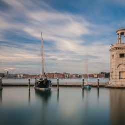 Venice, IT - San Giorgio's lighthouse
