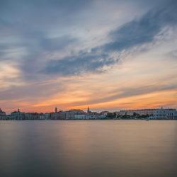 Venice, IT - San Giorgio Maggiore sunset