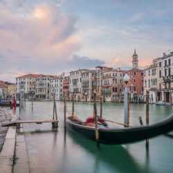 Venice, IT - Colour at the end of the day