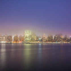 New York City, USA - Foghattan